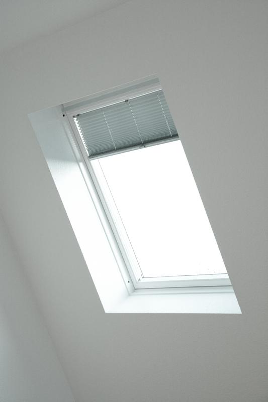 bespoke blinds for Velux windows